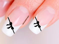 AlexCole Designs - Ribbon Bow Nail Stickers (Choose Colors), $3.99 (http://www.alexcoledesigns.com/ribbon-bow-nail-stickers-choose-colors/)