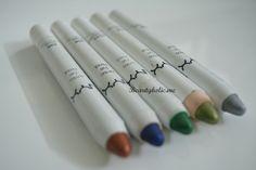 NYX Jumbo Eye Pencils Swatches