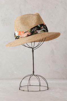 WE ♥ THIS!  ----------------------------- Original Pin Caption: Moorea Floral Rancher - anthropologie.com #anthrofave