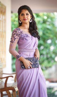 Indian Dress Bollywood Dance Performance Dresses Sri Lanka Saree Blouse India Sari for Women Clothes Sare Bangladesh Saree Blouse Neck Designs, Half Saree Designs, Saree Blouse Patterns, Fancy Blouse Designs, Bridal Blouse Designs, Stylish Blouse Design, Saree Jacket Designs Latest, Brocade Blouse Designs, Blouse Batik