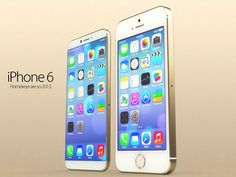 iPhone 6 – the new smartphone to be released by Apple Iphone Ios 7, New Iphone 6, Apple Iphone 6, Iphone 6 Screen Size, Iphone 6 Models, Future Iphone, Iphone 6 Design, Cell Phone Companies, Cell Phone Reviews