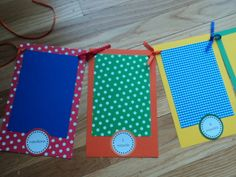 first birthday photo banner -  4x6 photo colorful to match sesame street or rainbow party. $19.00, via Etsy.
