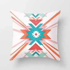 Dee-Cahn Throw Pillow