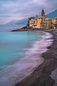 Camogli, Liguria, Italy by Eva0707