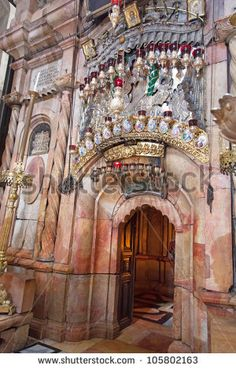 church of the holy sepulchre - Google Search