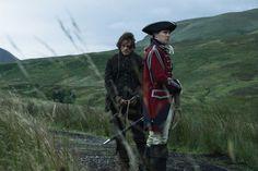 Jamie and Lord John Grey