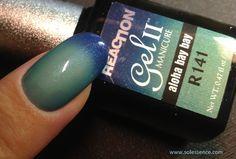Aloha Bay Bay color changing soak off gel polish