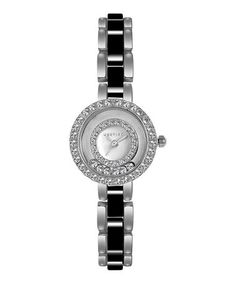 Silver & Black Queen of the Night Watch by MESTIGE on #zulily