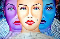 Carmen G. Junyent, MIRADAS DEL FUTURO on ArtStack #carmen-g-junyent #art
