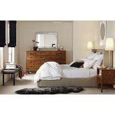 Marlo Bed with Berkeley Collection - Bedroom - Room & Board