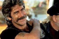 Sam Elliott - I LOVE his voice! :)