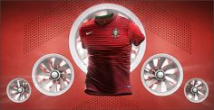 Portugal World Cup Home Kit
