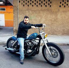 Cool Motorcycles, Harley Davidson Motorcycles, Classic Harley Davidson, Bobber Chopper, Japan Style, Japan Fashion, Kustom, Custom Bikes, Bobs