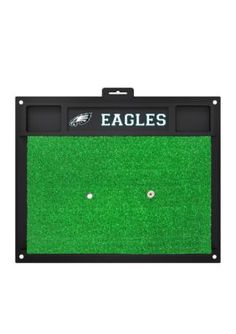 Fanmats Green NFL Philadelphia Eagles Golf Hitting Mat