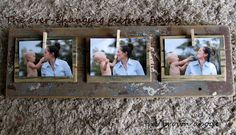 Ever Changing Picture Frame!
