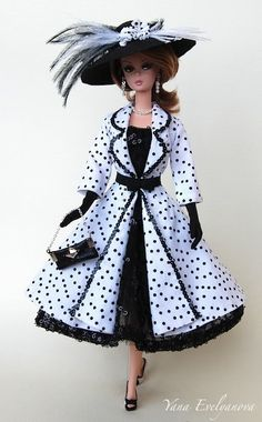 Barbie Fashion (Silkstone)