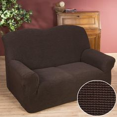 Huse care se întind foarte bine GLAMOUR maro Recliner, Love Seat, Armchair, Lounge, Glamour, Couch, Furniture, Home Decor, Education