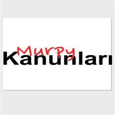 Murpy Kanunları Kendin Tasarla - Kanvas Tablo 90x60cm Yatay