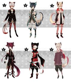 [1 left] [ OPEN ] Auction Leftover adopts by Piku-chan21 on deviantART