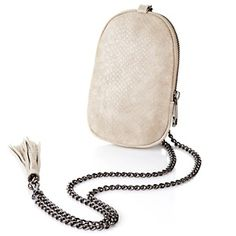 Sophie & Shannon's Jewel Box Cell Phone Pouch with Strap at HSN.com.