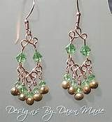 Copper Wire Jewelry - Handmade Bead Jewelry | Designs By Dawn Marie ...