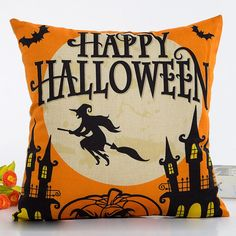 Such an adorable pillow cover!  I need two for my sofa.  Getting in the holiday spirit!