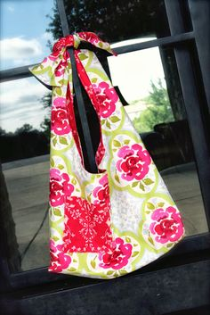 BOHO Sling Bag Tutorial DIY