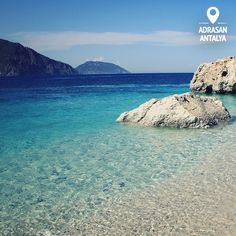 Haven't heard of Adrasan? Shhh... let's keep it that way! This hidden gem next to Olympos couldn't be prettier, and still totally unexplored!