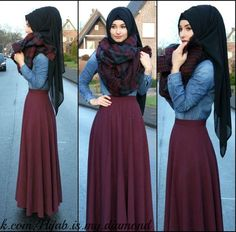 awesome scarf + hijab looks really great here but sometimes I wonder what the hell does ... by http://www.danafashiontrends.us/muslim-fashion/scarf-hijab-looks-really-great-here-but-sometimes-i-wonder-what-the-hell-does/