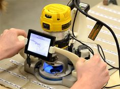 Frustrated Engineer Designs Device That Improves on CNC Routers | Quality Digest