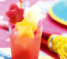 Aloha Punch  Enjoy the taste of Aloha! Blends of guava, pineapples and a hint of lemon. Just as refreshing as the tropical drink itself.