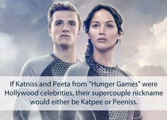 The Hunger Games Celebrity Names