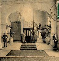Grand Hôtel de Cabourg. El ascensor. Le lift en la Recherche.