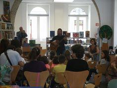 27-06-2014 Hora del Cuento: Especial verano. Cuentan los niños y padres de la Hora del Cuento.