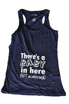 Finally a shirt for that awkward 1st trimester!