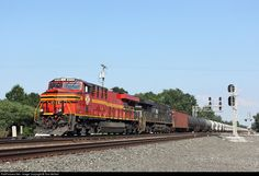 RailPictures.Net Photo: NS 8114 Norfolk Southern GE ES44AC at Porter, Indiana by Tom McNair