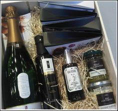 For the culinair lover of Exclusive products inc mousseux and chocolates