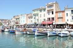 Cassis - i have been here and I want to go back!!!!!