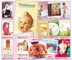 Mothercare uses archive items to get a double page spread in the Daily Mail.