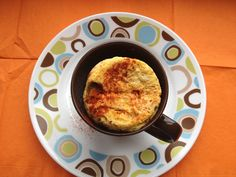 Eggs in a Mug - Online portal for Joy Bauer's online program, books, products and nutrition advice