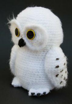 Wikigurumi: Hedwig
