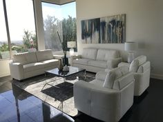 Everything from contemporary to traditional, Staging Furniture has you covered. 