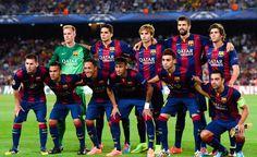 2015 Barcelona FC