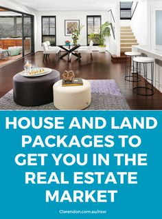 House and land packages in the areas with the biggest growth but most affordable housing #ClarendonHomes #houseandland