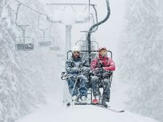 Skiing As Craft: Last Chair - POWDER Magazine // Skiers >> read the article.