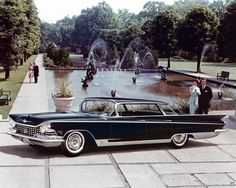 advert for the 1959 Buick Electra 225