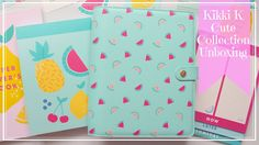 Unboxing: Kikki k Cute Planner & Cute collection Goodies