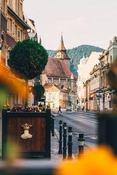 "life-does-not-forgive-weakness: "" Brasov, Romania @ rivionze City Breaks Europe, European City Breaks, Brasov Romania, Bucharest Romania, Travel And Tourism, Travel And Leisure, Travel Tips, Visit Romania, Romania Travel"