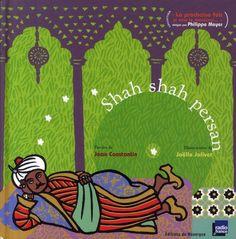 "Kinderbuch Französisch: ""Shah shah persan"" Jean Constantin / Joëlle Jolivet – mundo azul"