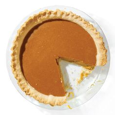 Roasted Pumpkin Pie | SAVEUR